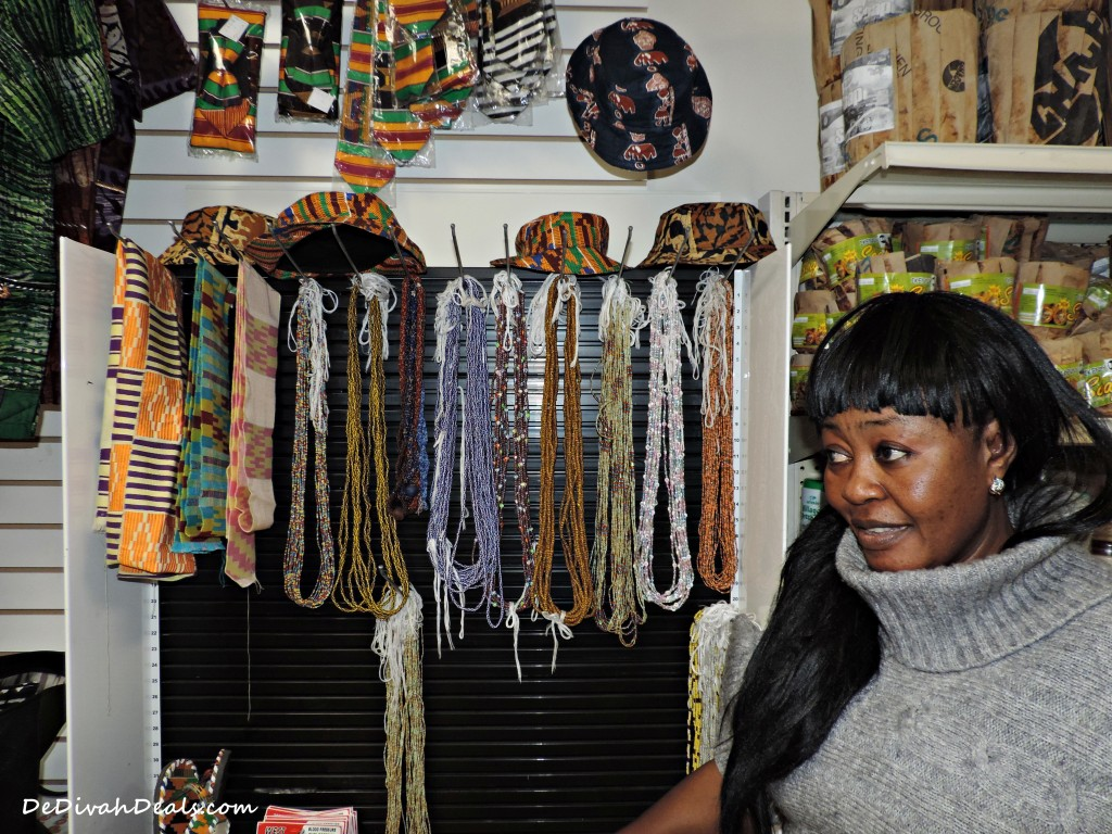 Shop Small Business Saturday to Middletown African Marketplace 271