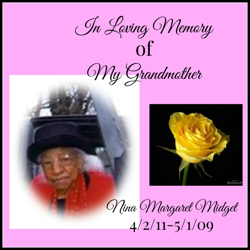 In Memory of Mama in May