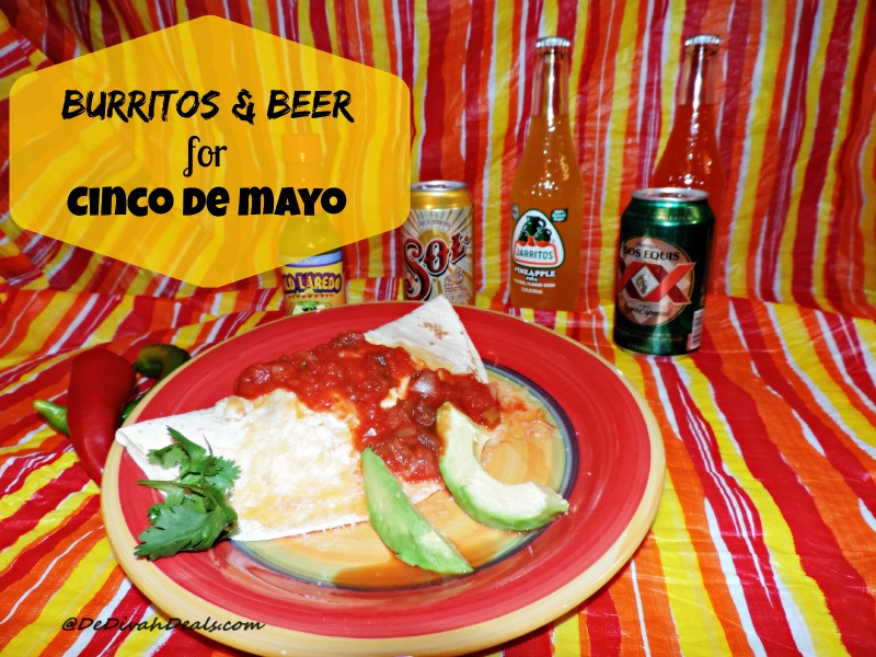 burritos and beer