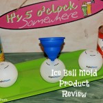 ice ball mold product review