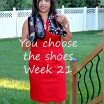 you choose the shoes week 21