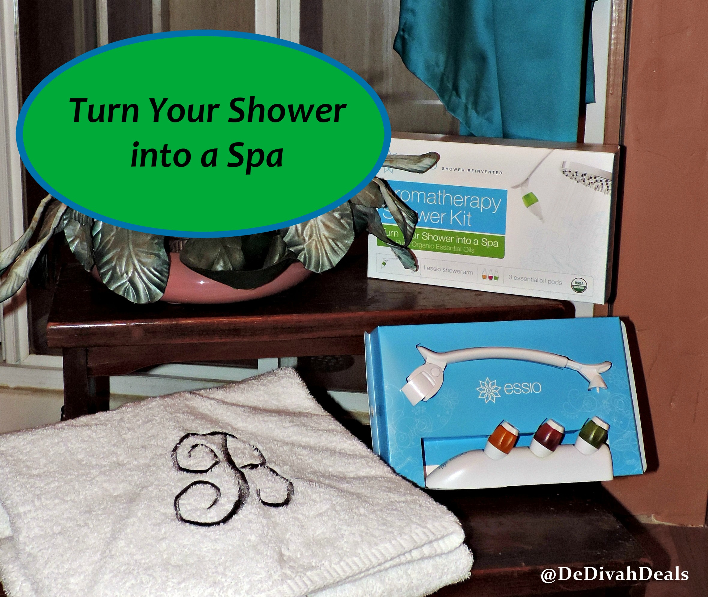 Turn Your Shower Into A Spa With Essio Ess Ee Oh