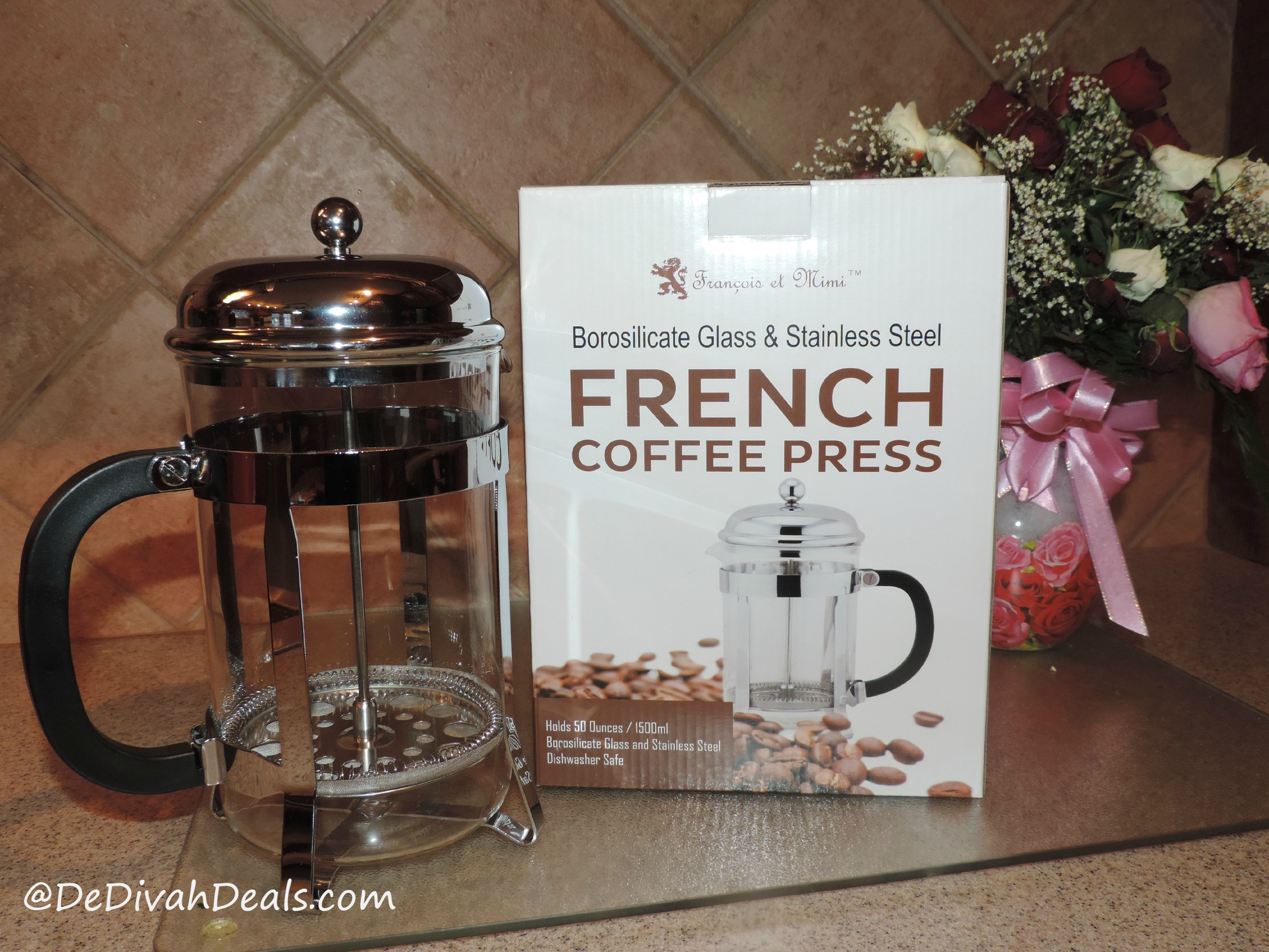 French Coffee Press 1 How Many Scoops Of Coffee For  Cups Of Water
