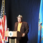An Evening with Walter Mosley 009