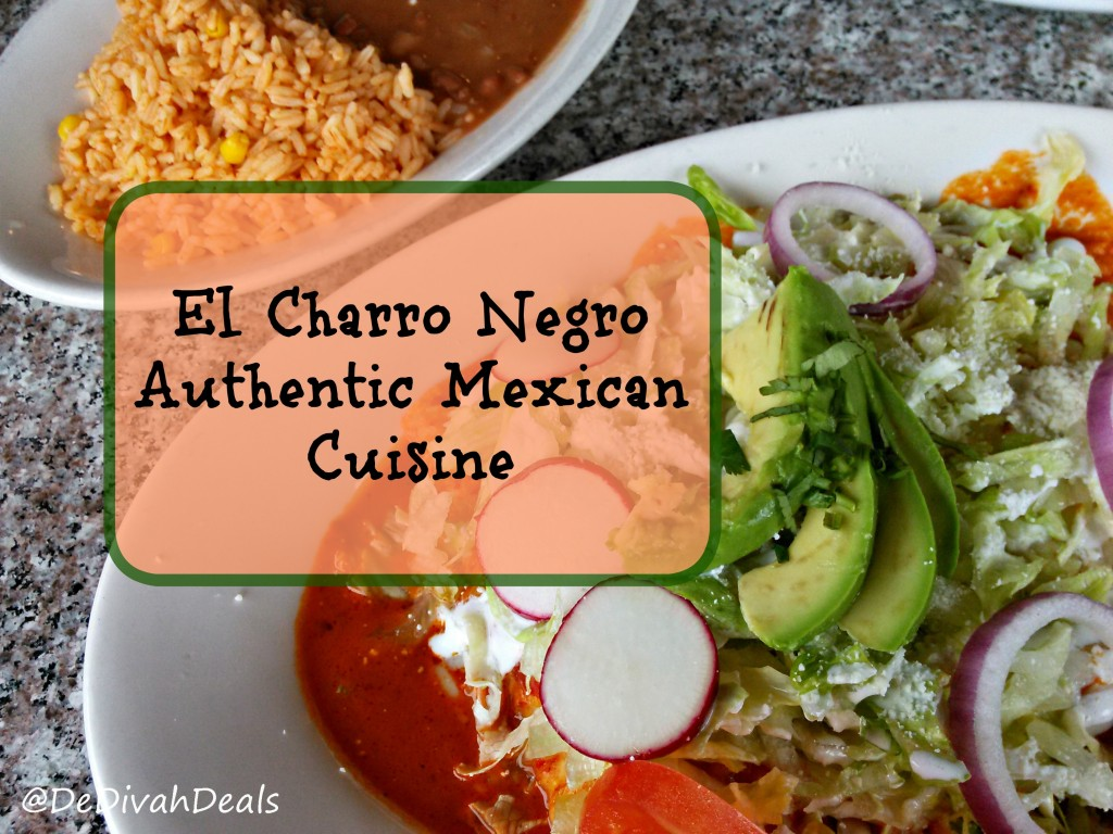 El charro negro authentic mexican cuisine fashion and for Authentic mexican cuisine