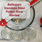 Stainless Steel Potato Ricer Review AVI