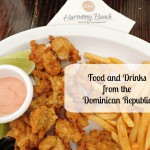 Food and Drinks from the Dominican Republic