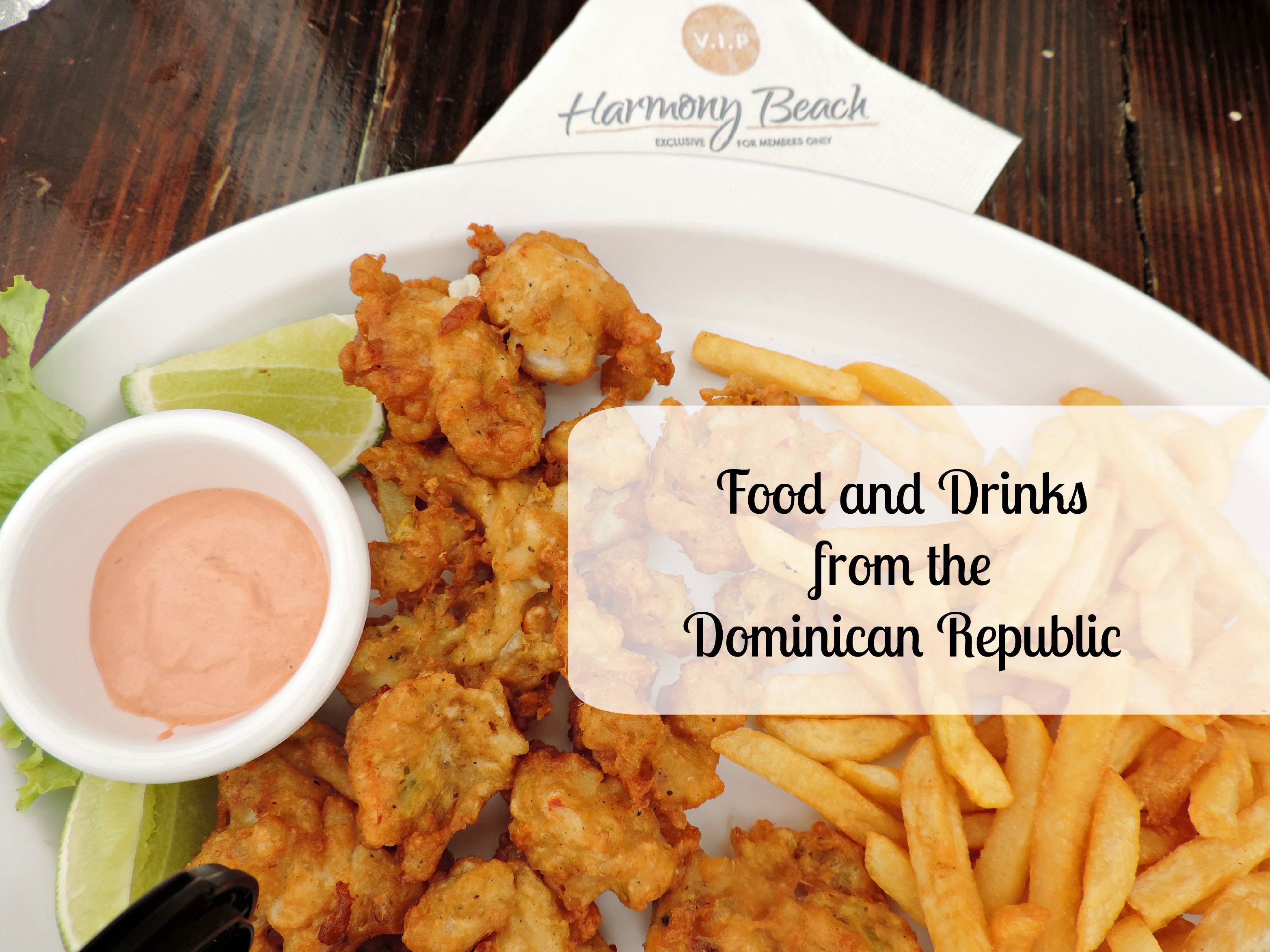 Dominican Republic Food And Drinks Recipes