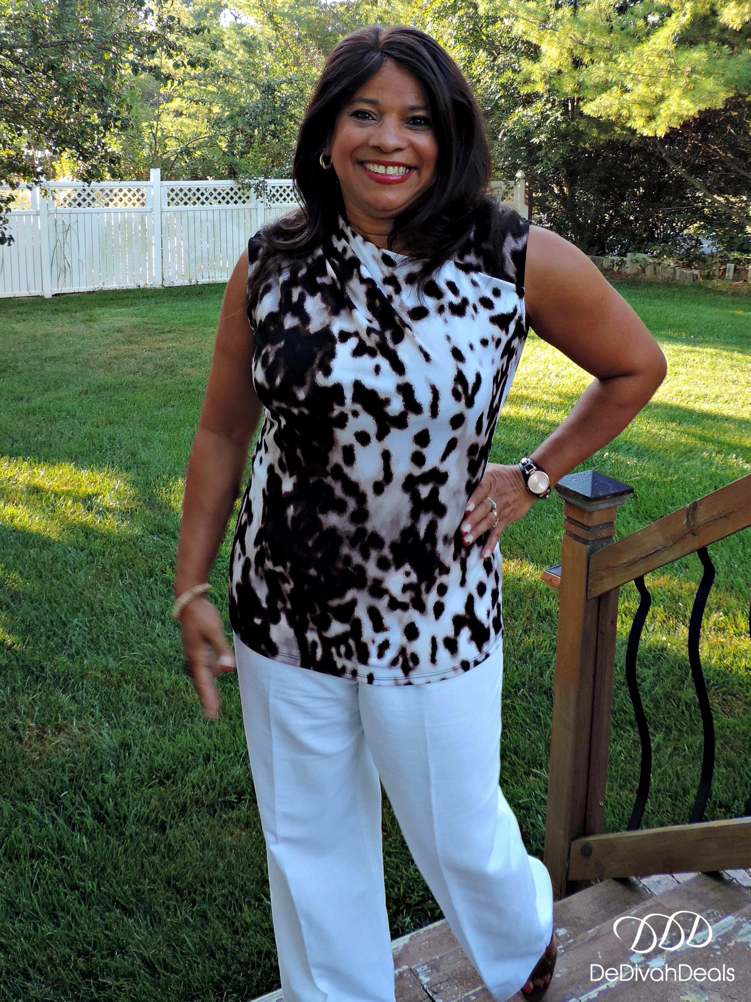 Wearing White is Alright after Labor Day - VibrantNation